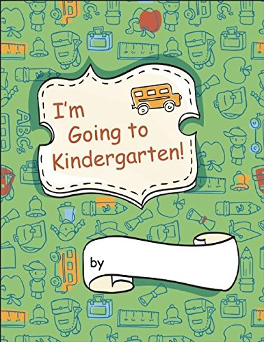 I'm Going to Kindergarten!: 5-pack