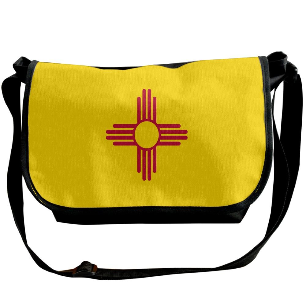 72c3c9a877b0 outlet Futong Huaxia Flag Of New Mexico Travel Messenger Bags Casual ...