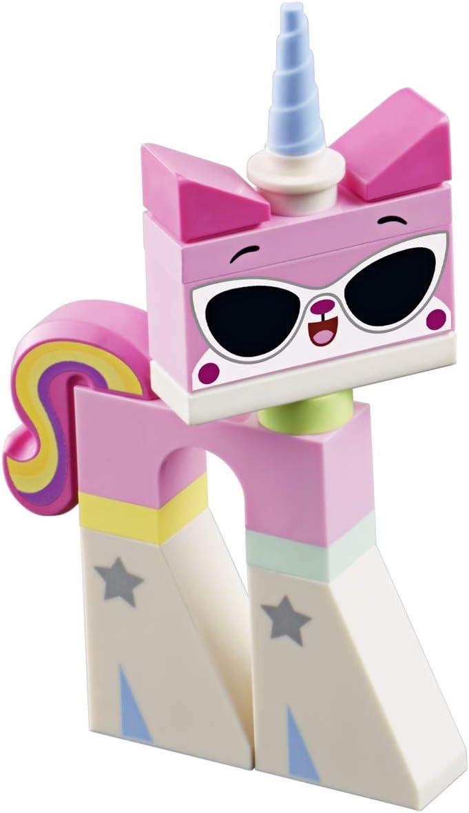 Uni Kitty unikitty Custom Lego Movie Mini Figure Dessert Biznis Disco Unicorn