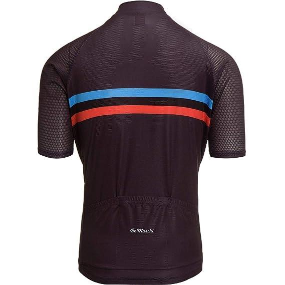 Amazon.com   De Marchi PT-Aero Flex Jersey - Men s   Sports   Outdoors 96030a18f