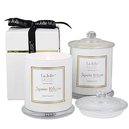 La Jolíe Muse - Velas perfumadas (2 Unidades), diseño de ...
