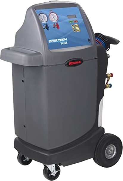 Robinair Ac Machine >> Robinair 34288 Cooltech R 134a Recovery Recycling And Recharging Machine
