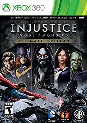 Injustice Gods Among Us by Warner Home Video - Games