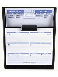 Desk Calendar Refills Amazon Com Office Amp School