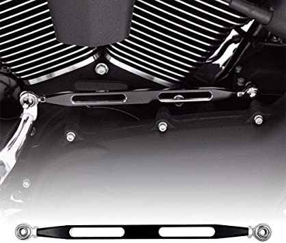 8mm Black Shift Linkage fit for Harley Touring Electra Street Road Glide King