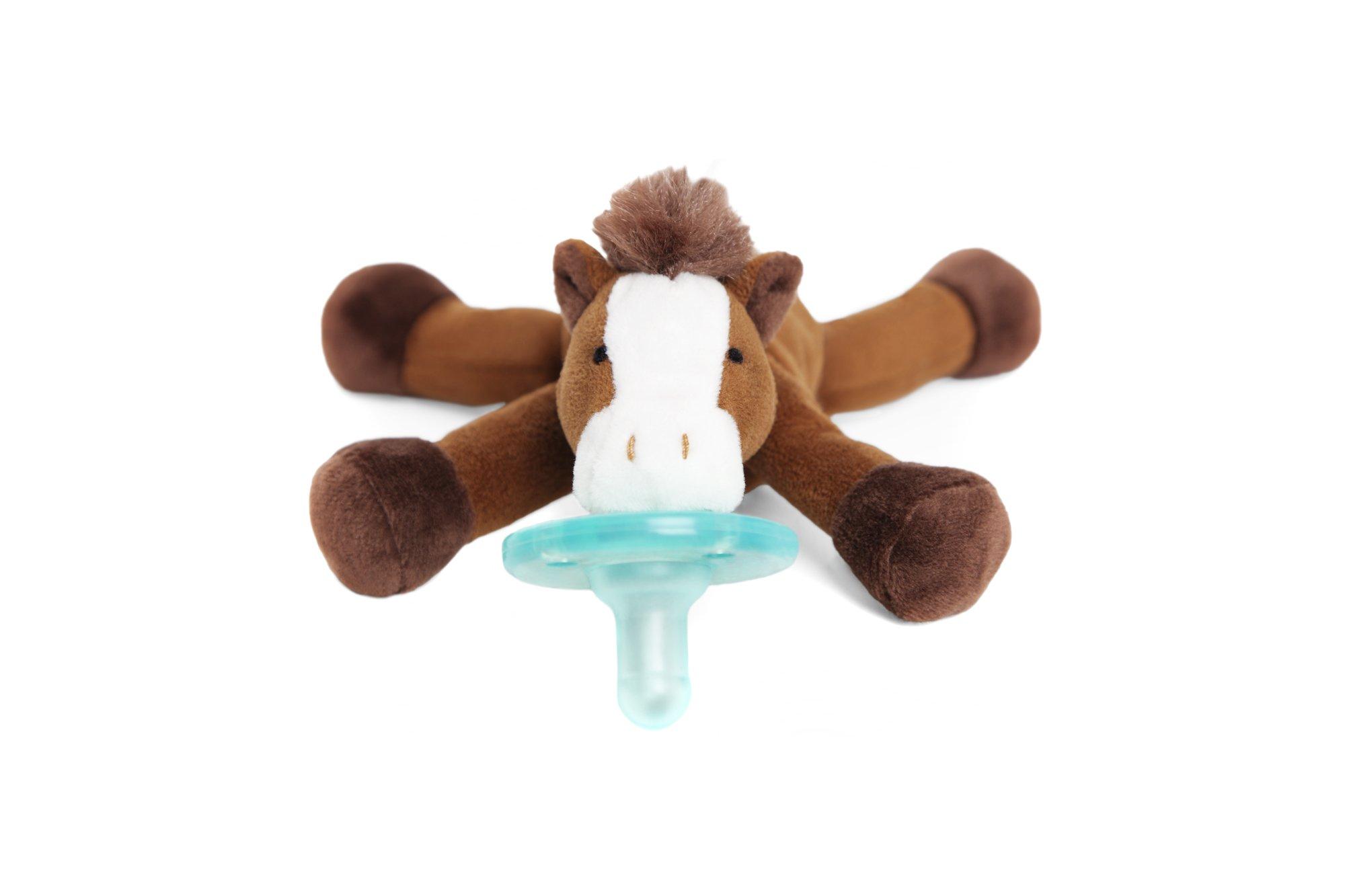 Wubbanub Infant Pacifier - Horse