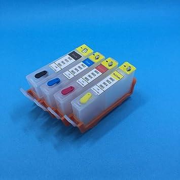 Hamiss - Cartucho de tinta no rellenable para HP902 HP903 HP 903 ...