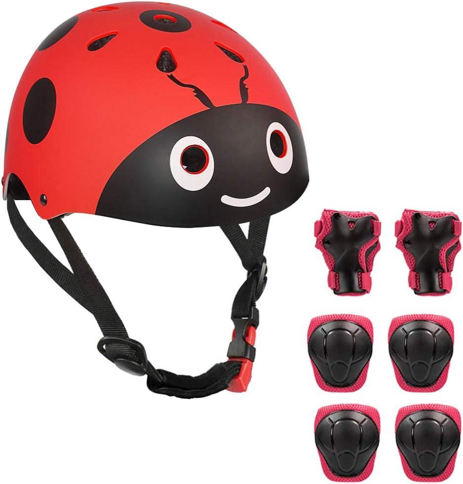 LANOVAGEAR - Juego de 7 protectores de bicicleta para niños y ...