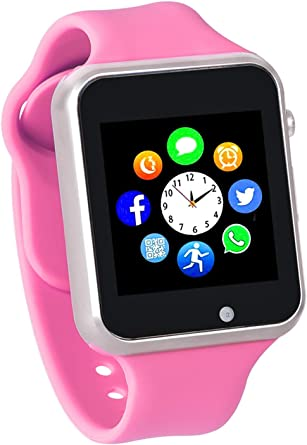 Amazon.com: Smart Watch - 321OU Touch Screen Bluetooth Smart ...