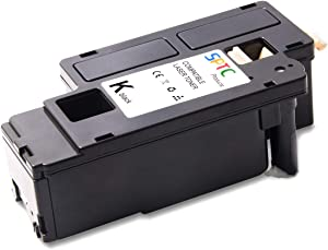 SPTC High Yield Compatible Dell E525W E525 525 Toner Cartridge (Black)