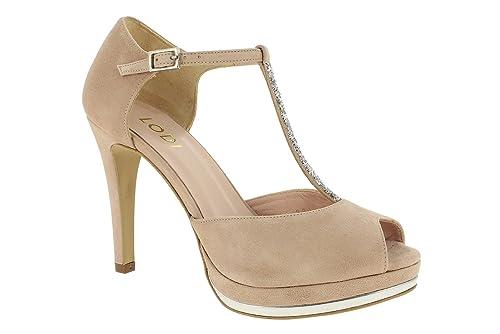 Zapatos rosas Lodi Pauli para mujer 3yyzzXzsxg