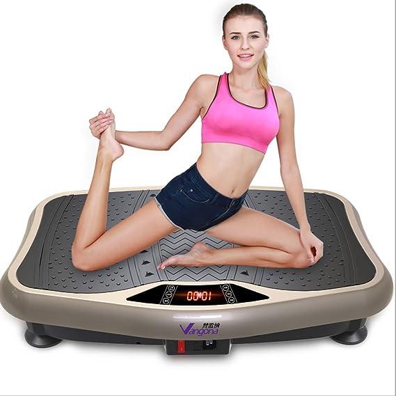 Plataforma Vibratoria Vibración Power Plate Gym Machine - para Bajar ...
