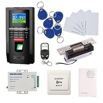 Amazon Biometric Fingerprint Access Control Systems Keyless