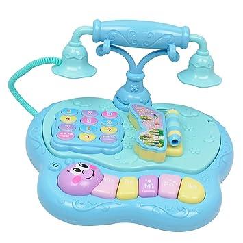 Lerntelefon Kindertelefon Telefon Spielzeug Intelligentes