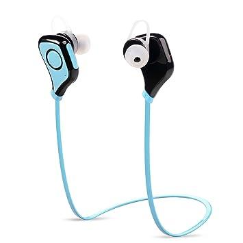 Auriculares Deportivos MixcMax Auriculares Bluetooth 4.1 cascos inalámbrico in-ear estéreo y Anti-sudor