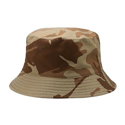 7a0004812e89d Sunny Sombrero para El Sol Temporada De Verano Hombre Algodón Turismo Aire  Libre Gorro De Playa