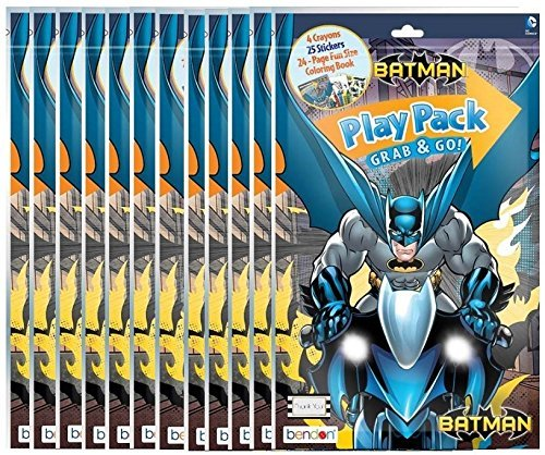 Batman - Gotham Guardian - Play Pack Grab n Go - Pack of 12