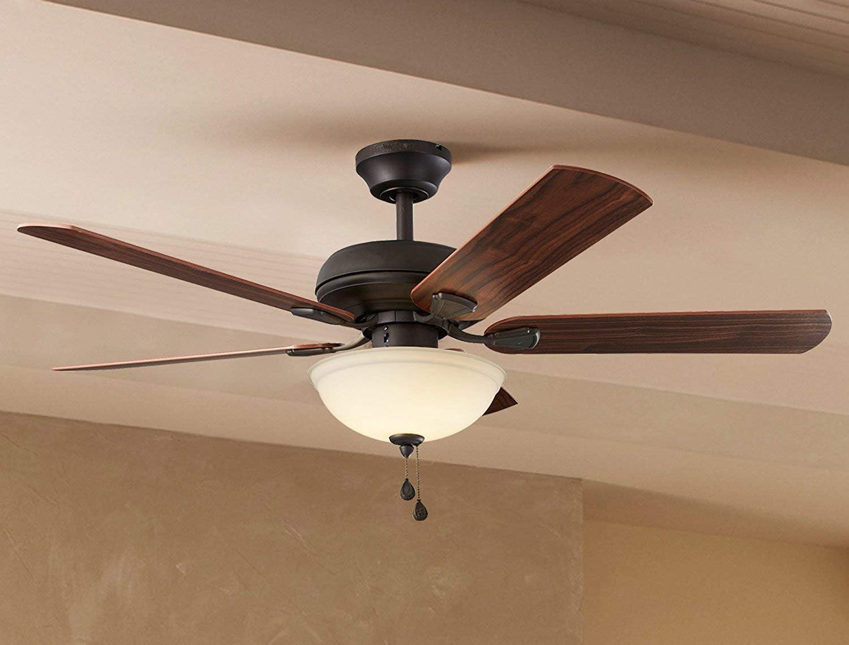 """Brightwatts 52"""" LED Ceiling Fan"""