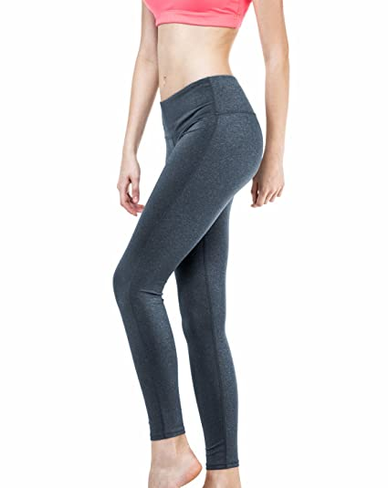 3f75c4c531 Amazon.com : CLSL CLSL TM-YP06-HCC_X-Large Tesla Women's Yoga Pants  Slimming Fitness Leggings w Hidden Pocket YP06 : Sports & Outdoors