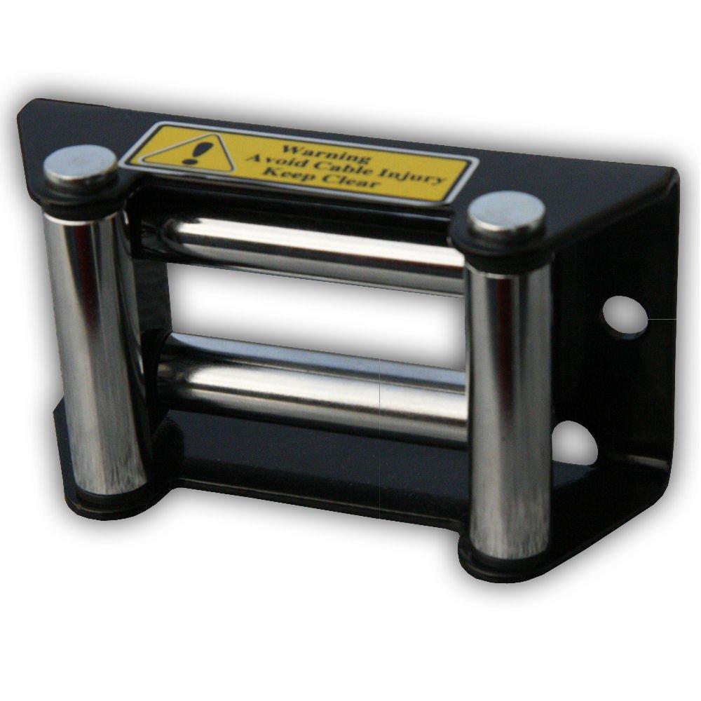 Rollenseilfenster Seilfenster Rollenfenster f/ür Seilwinden 1500 bis 3000 Lb