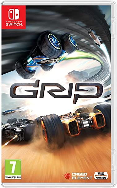 Grip: Combat Racing: Amazon.es: Videojuegos
