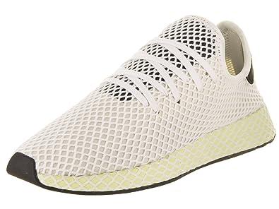 premium selection b041e 8614a adidas Men s Deerupt Runner Originals Running Shoe 8 White
