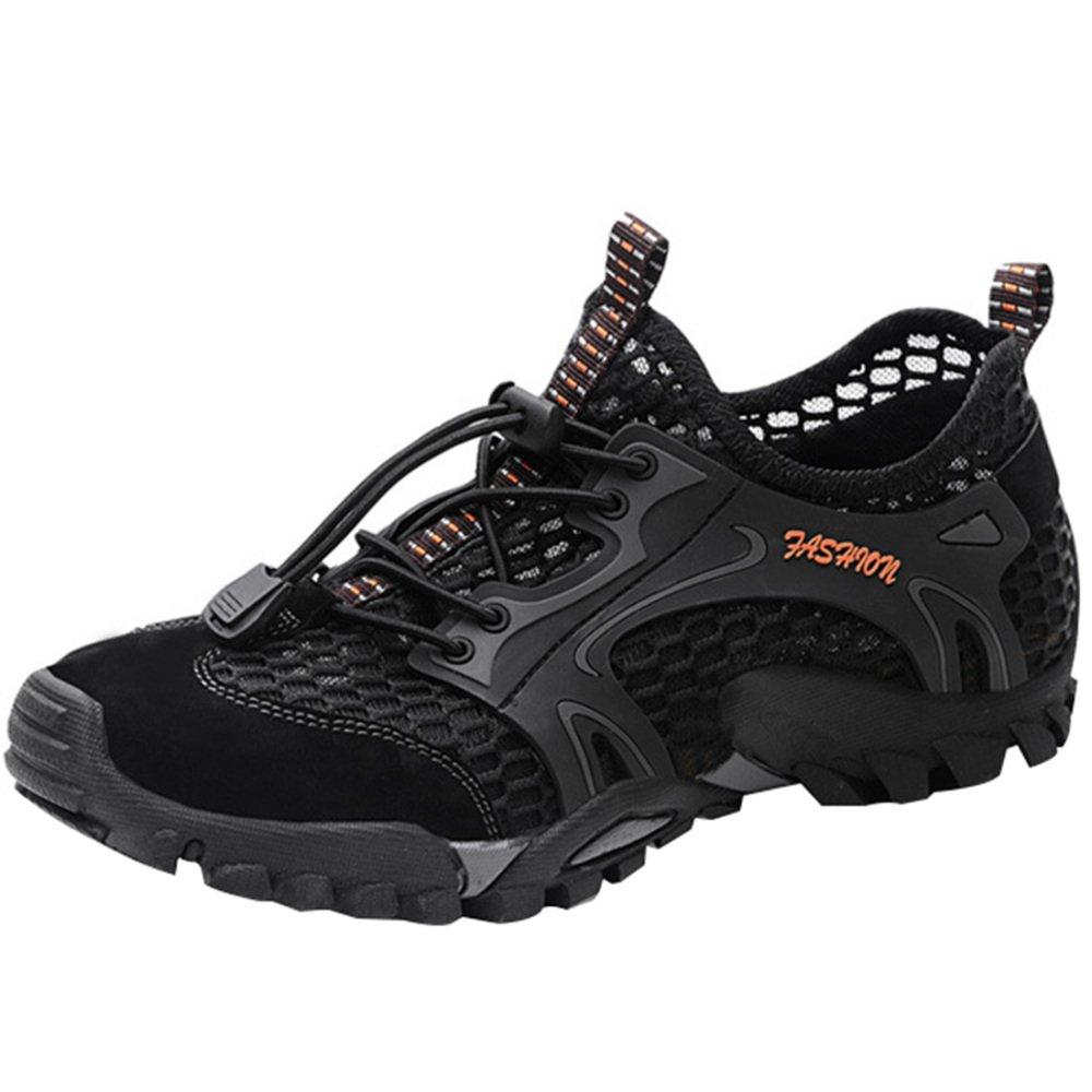 MYXUA Herren Sandalen Sandalen Herren Grid Outdoor Casual Schuhe Wanderschuhe Trekking Schuhe Sandalen c8a923