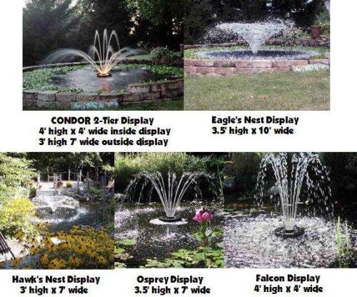 Kasco 1400jfl Pond Fountain: Amazon ca: Patio, Lawn & Garden