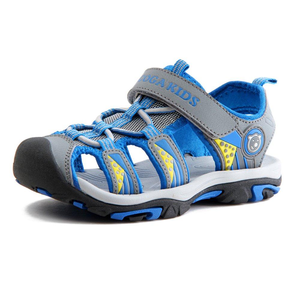 SITAILE Chaussures de Sport Sandales Mixte Enfant Extérieur Sandales Bout Fermé Garçon...