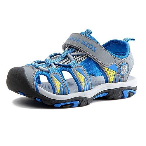 Eu27 Antideslizantes Verano Amazon es Y Viaje Para Zapatillas Zapatos Gris Niños Piscina Sandalias Chanclas De Calzados Sitaile Deportivas Playa cy6HZz7
