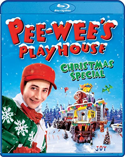 Pee-Wee's Playhouse: Christmas Special [Blu-ray]