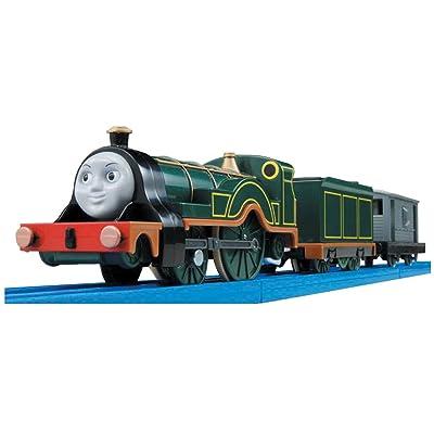 TAKARA TOMY Thomas & Friends TS-13 Emily (Tomica PlaRail Model Train) (Japan Import): Toys & Games
