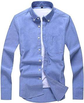 FFyy F - Camisas Informales de algodón y Lino para Hombre, Talla Grande, Manga Larga, Informal, para Negocios, Bodas, Informales, Ajustadas, Tallas M - 7XL <BR>: Amazon.es: Productos para mascotas