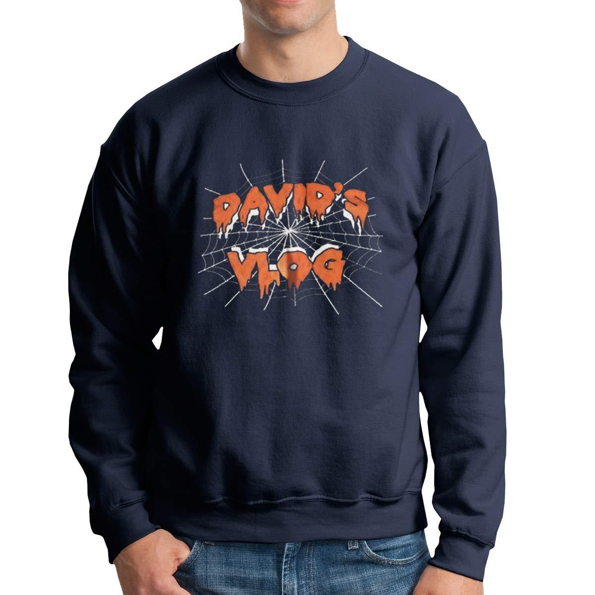 JJHH Shop Fanjoy Tops David Dobrik Mens Boys Crewneck Basketball Team Unisex Pullover Sweatshirt Crew Neck Hoodie