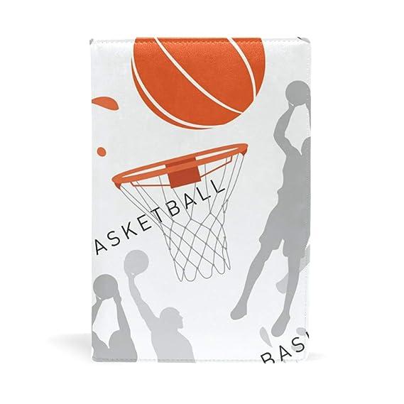 Cubiertas para libros de baloncesto tamaño A5 para cubrir ...