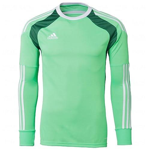 1417bb633f7 New Adidas Men s Onore 14 Goalkeeper Jersey Green Zest Amazon Green White X-