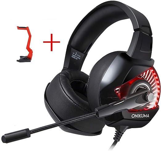 Gaming Headphones Stereo K6 Gaming Headphones para Ps4 Auriculares ...