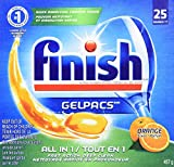 Best Cascade Dishwasher Soaps - Finish Dishwasher Detergent Soap, All In 1 Gel Review