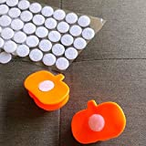 Hook and Loop Dots(500Pairs),Sticky Back Coins
