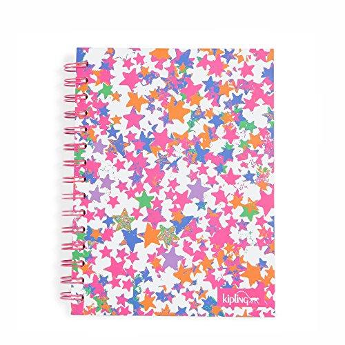 Kipling Women's Printed Hardcover Notebook One Size Kaleidoscope -