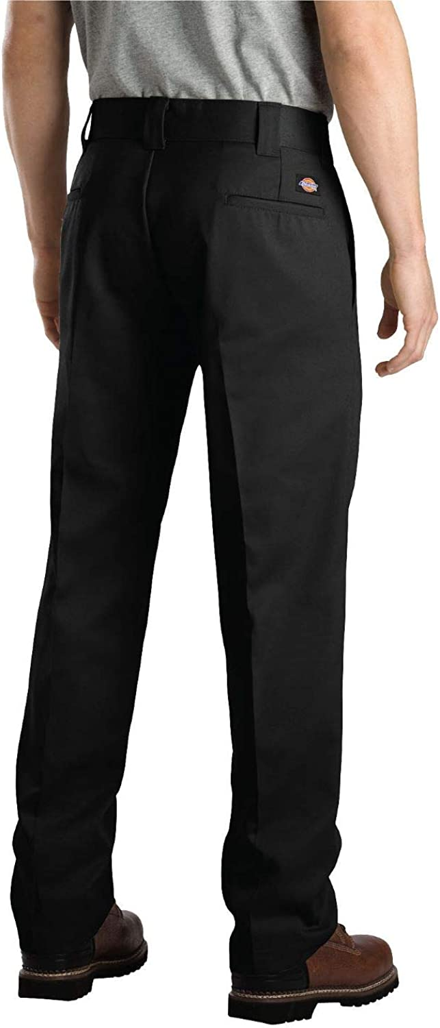 Dickies Mens Slim Straight-Fit Work Pant