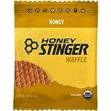 Honey Stinger Organic Waffle, Honey, Sports Nutrition, 1.06 Ounce (6 Count)