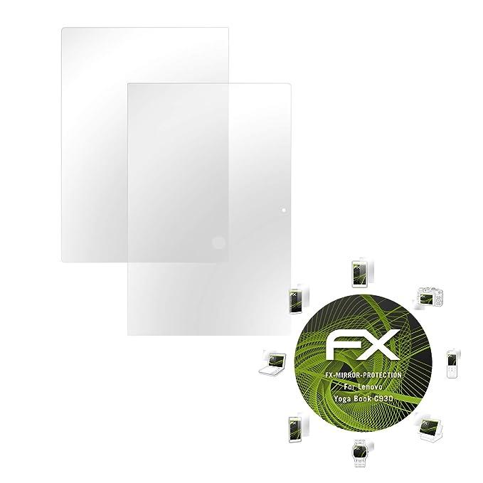 atFoliX Protección de Pantalla para Lenovo Yoga Book C930 ...