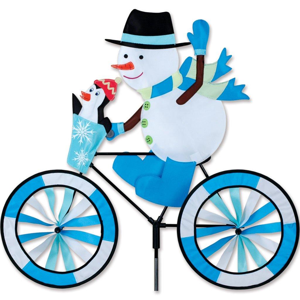 Premier Kites Bike Spinner - Snowman by Premier Kites