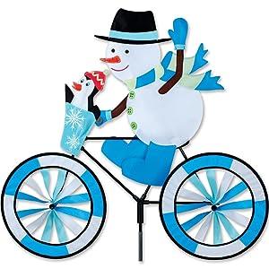 Premier Kites Bike Spinner - Snowman