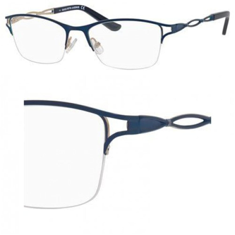 Eyeglasses Saks Fifth Avenue 299 0DA4 Navy