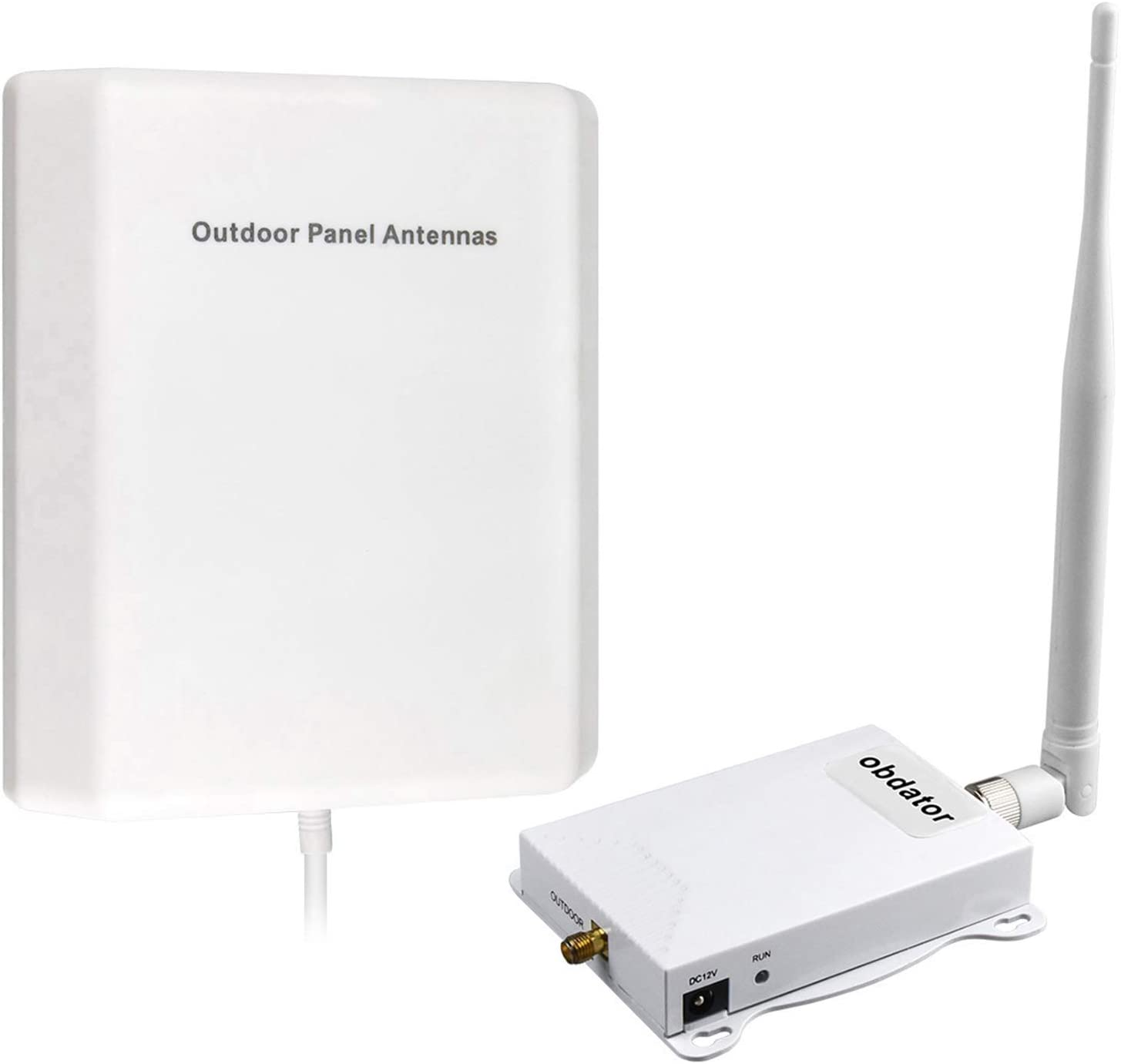 Verizon Signal Booster 4G LTE Cell Phone Signal Booster FDD 700Mhz US Cellular Signal Booster Verizon obdator Band 13 High Gain Mobile Phone Signal Booster for Home