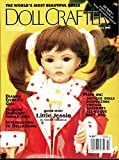 Doll Crafter – for creators and collectors – the world's most beautiful dolls - February 2000 - volume 15 issue 10 - Cover story: Little Jessie, by Connie Chimonas