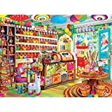 Buffalo Games-Aimee Stewart-Corner Candy Store-1000 Piece Jigsaw Puzzle