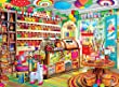 Buffalo Games - Aimee Stewart - Corner Candy Store - 1000 Piece Jigsaw Puzzle